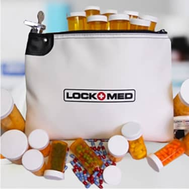 Why lock up meds?